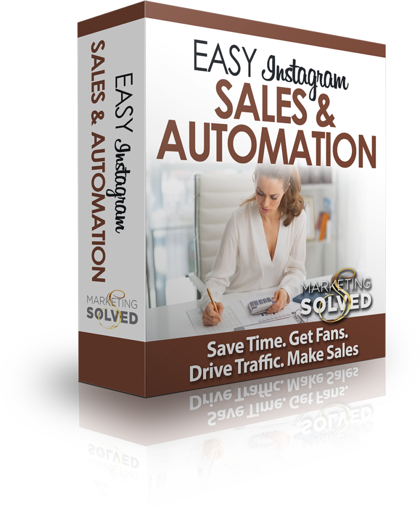 Instagram Sales & Automation
