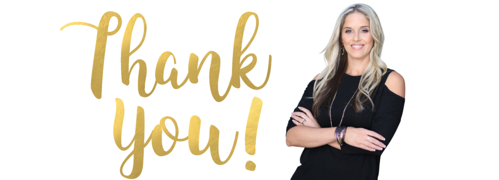 thank you - Katherine Sullivan, Marketing Solved