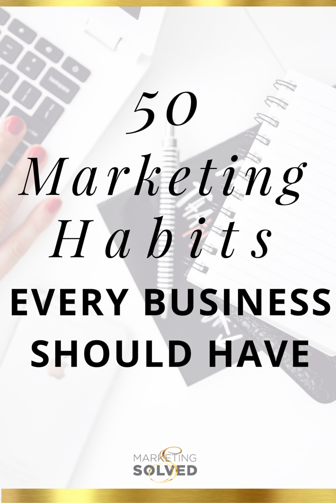 50 ways to market your business