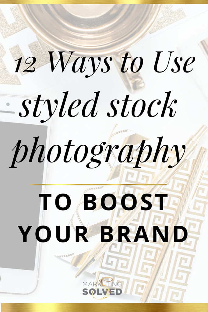 Styled Stock Photography Examples