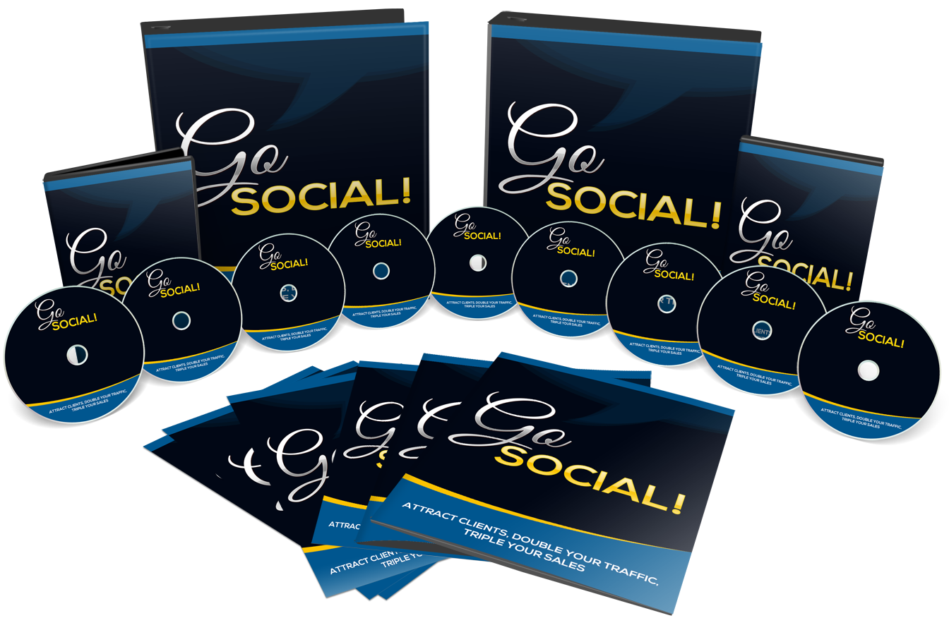 Go Social! Marketing Solved - Social Media Training Program