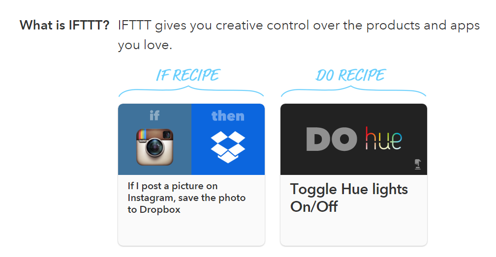 if this then that ifttt - Social Media Strategy