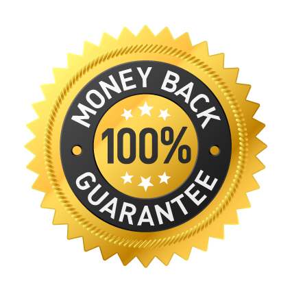 Marketing Solved Money Back Guarantee