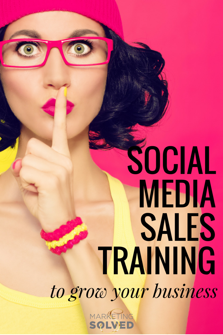 Free Social Media Training showing you the social media sales process. Learn how to leverage social media to get more leads, more customers, and more sales. Awesome!
