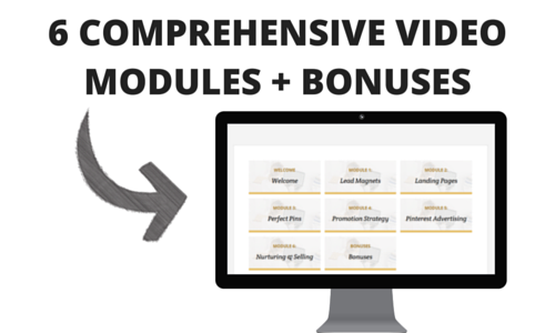 6 COMPLETE VIDEO MODULES (2)