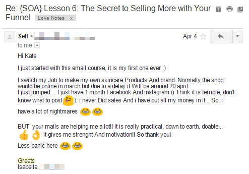 Marketing Solved Testimonial