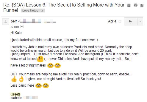 Marketing Solved Testimonial