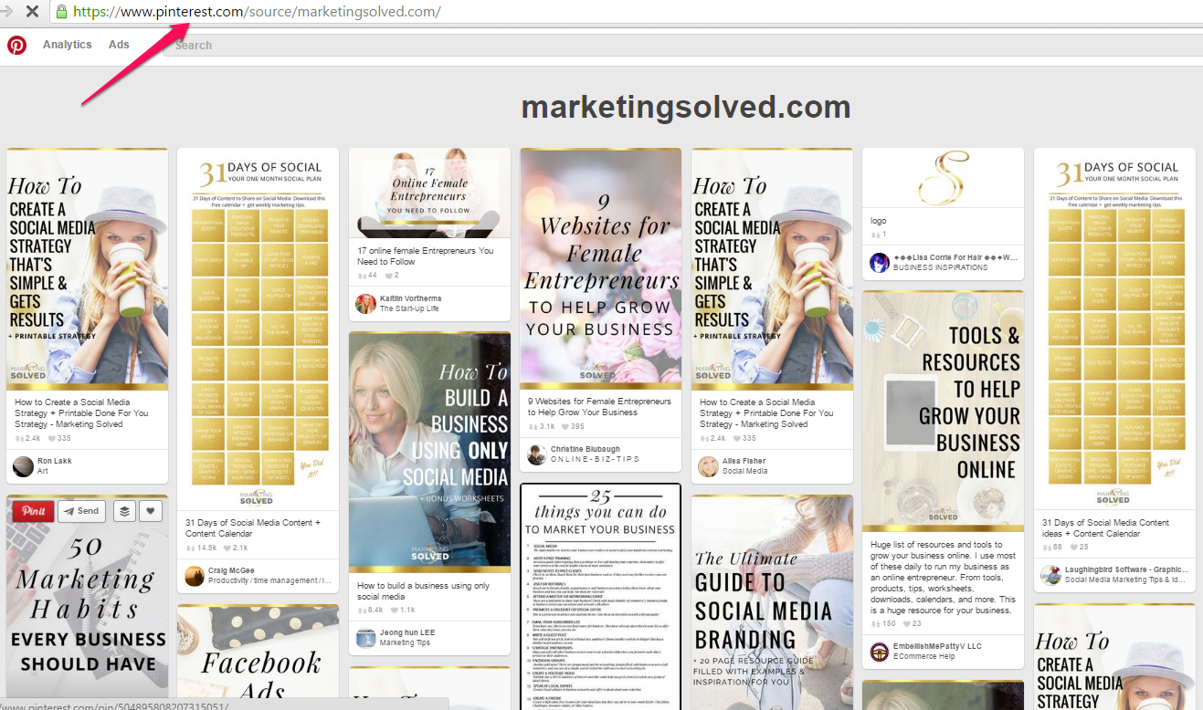 Marketing Solved - Social Media Tips you can implement