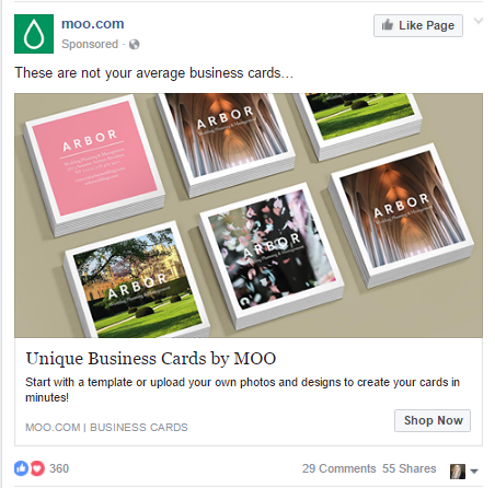 Sponsored Post Example