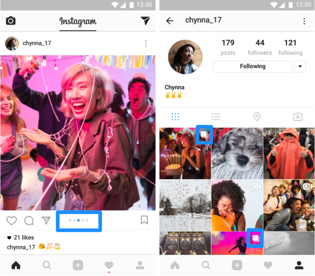 Instagram Introduces Carousel Feature for All Users