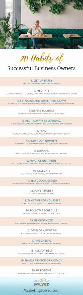 20 Habits of Highly Successful Women – Follow These Tips