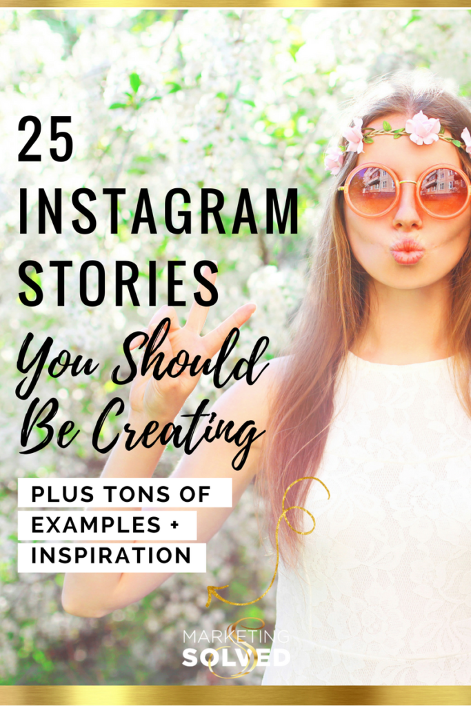 25 Instagram Stories Examples For Your Business // Instagram Stories // Instagram Content Ideas // Instagram Stories Content Ideas // Instagram Stories Examples // 25 Instagram Story Examples // Instagram Stories // Instagram Stories Tips