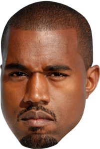 Kanye West Doesn't Smile