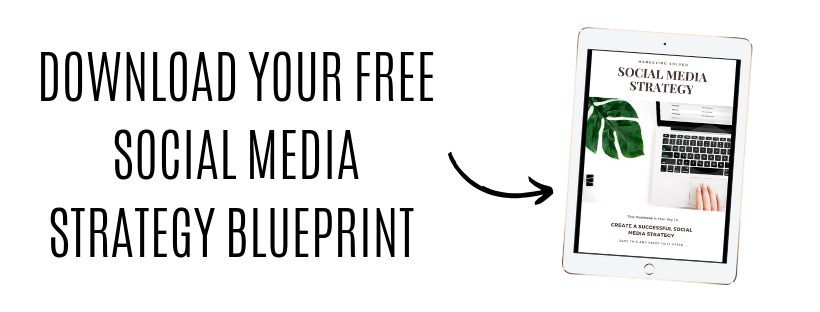 Free Social Media Strategy Blueprint Download