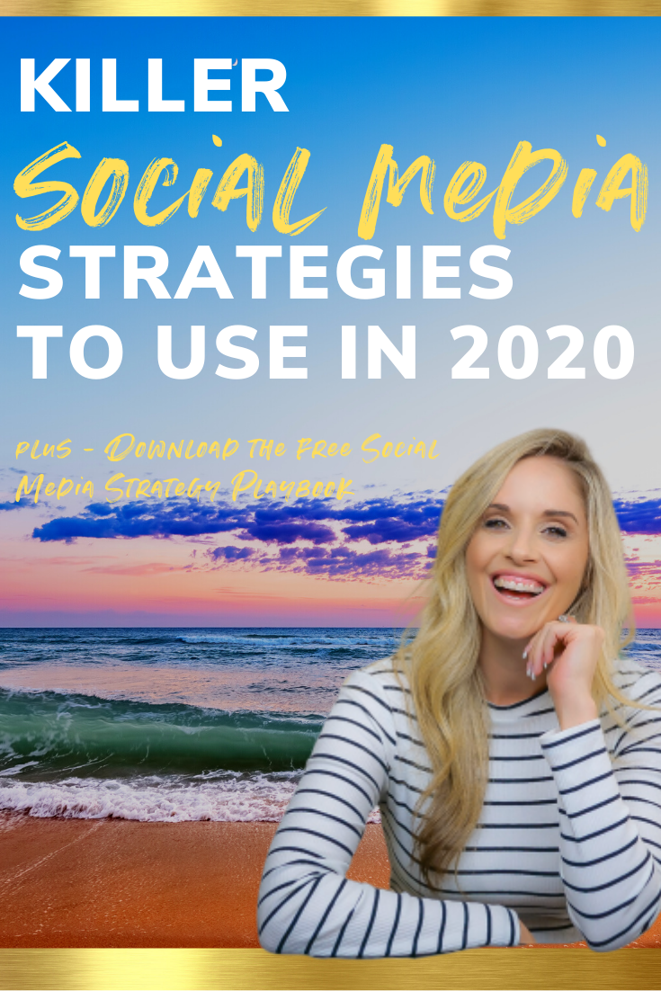 2020 Social Media Strategies // How to Market Your Business in 2020 // Marketing Trends in 2020 //#SocialMedia
