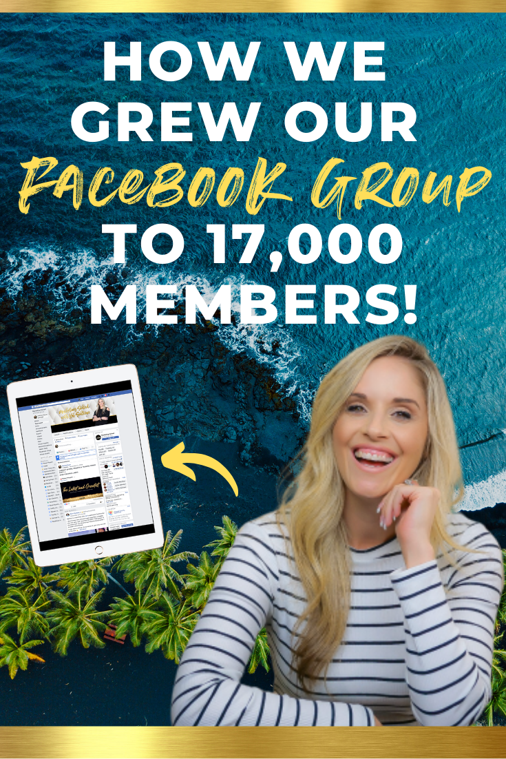 How to Grow A Facebook Group Quickly / Grow Facebook Group
