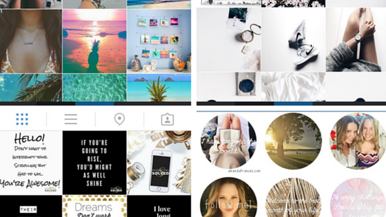 7 Instagram Accounts that Stand Out and How You Can Too