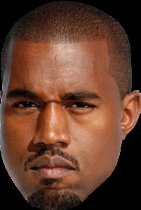 Kanye West Doesn't Smile