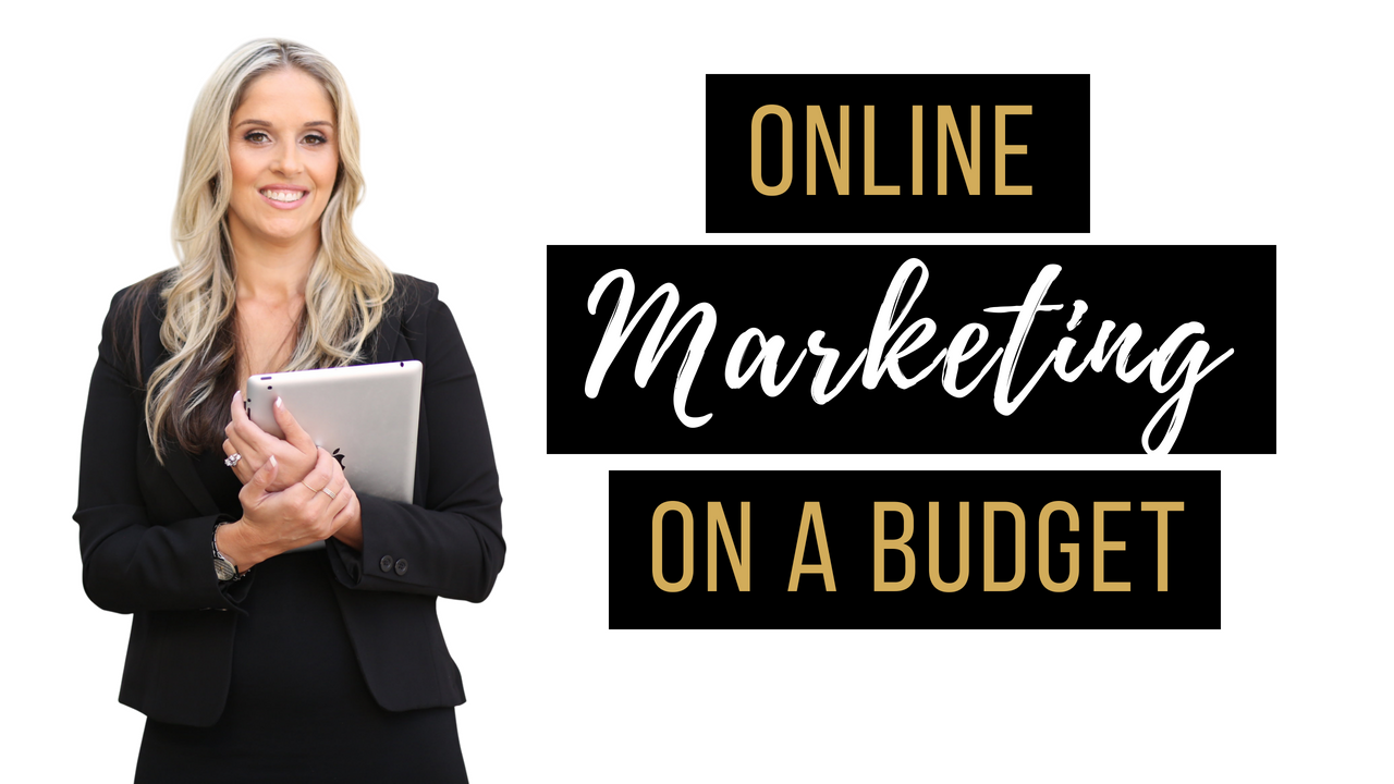 Online Marketing on a Budget