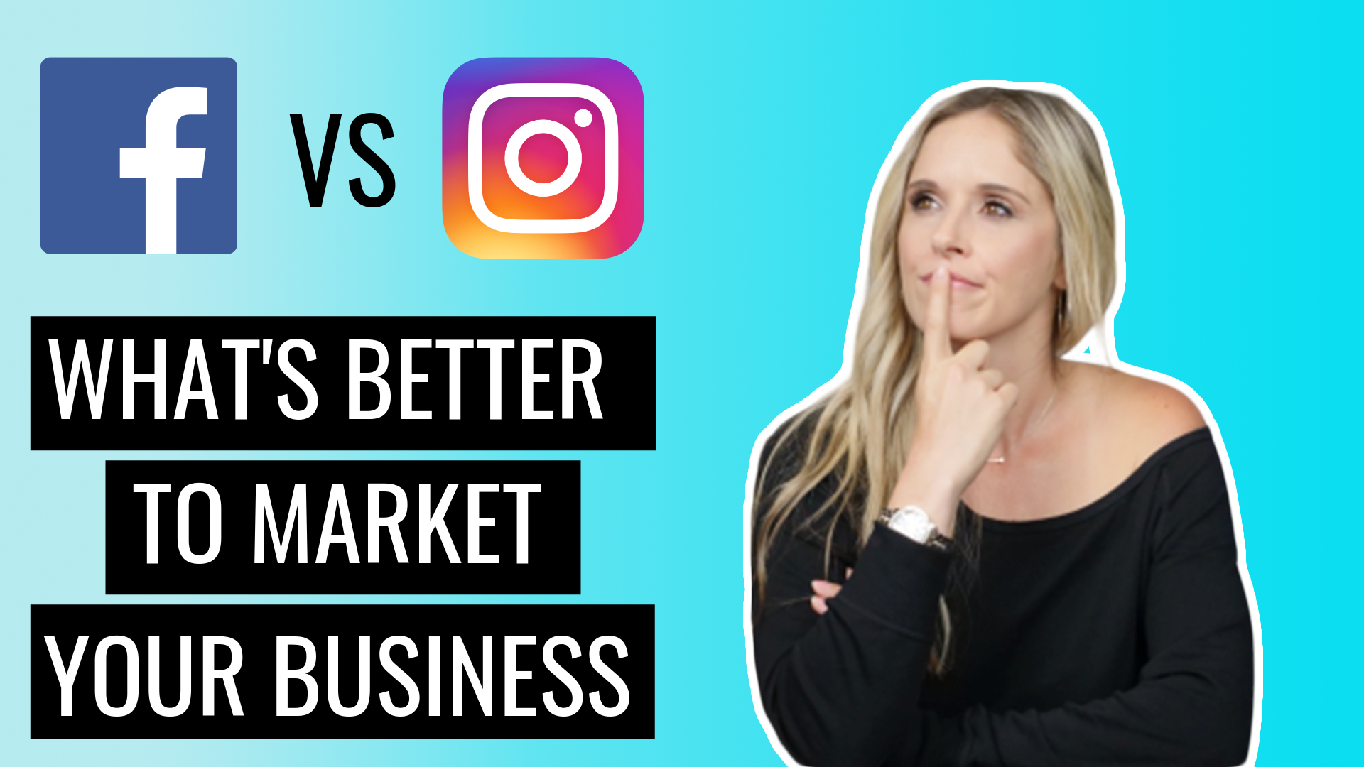 Facebook vs Instagram, What's Better to Market Your Business?