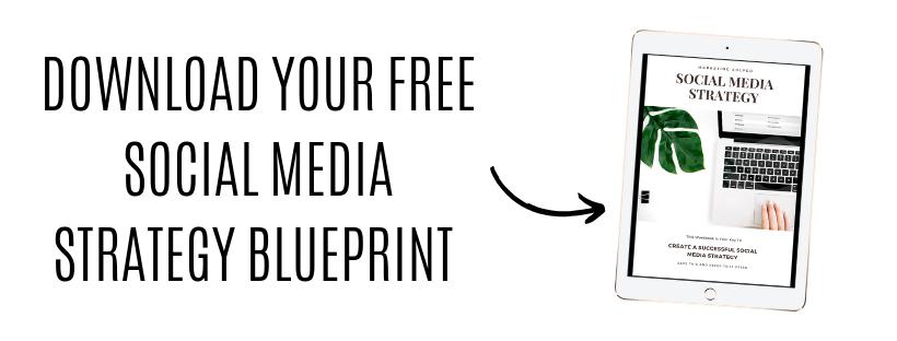 Free Social Media Strategy Blueprint Download
