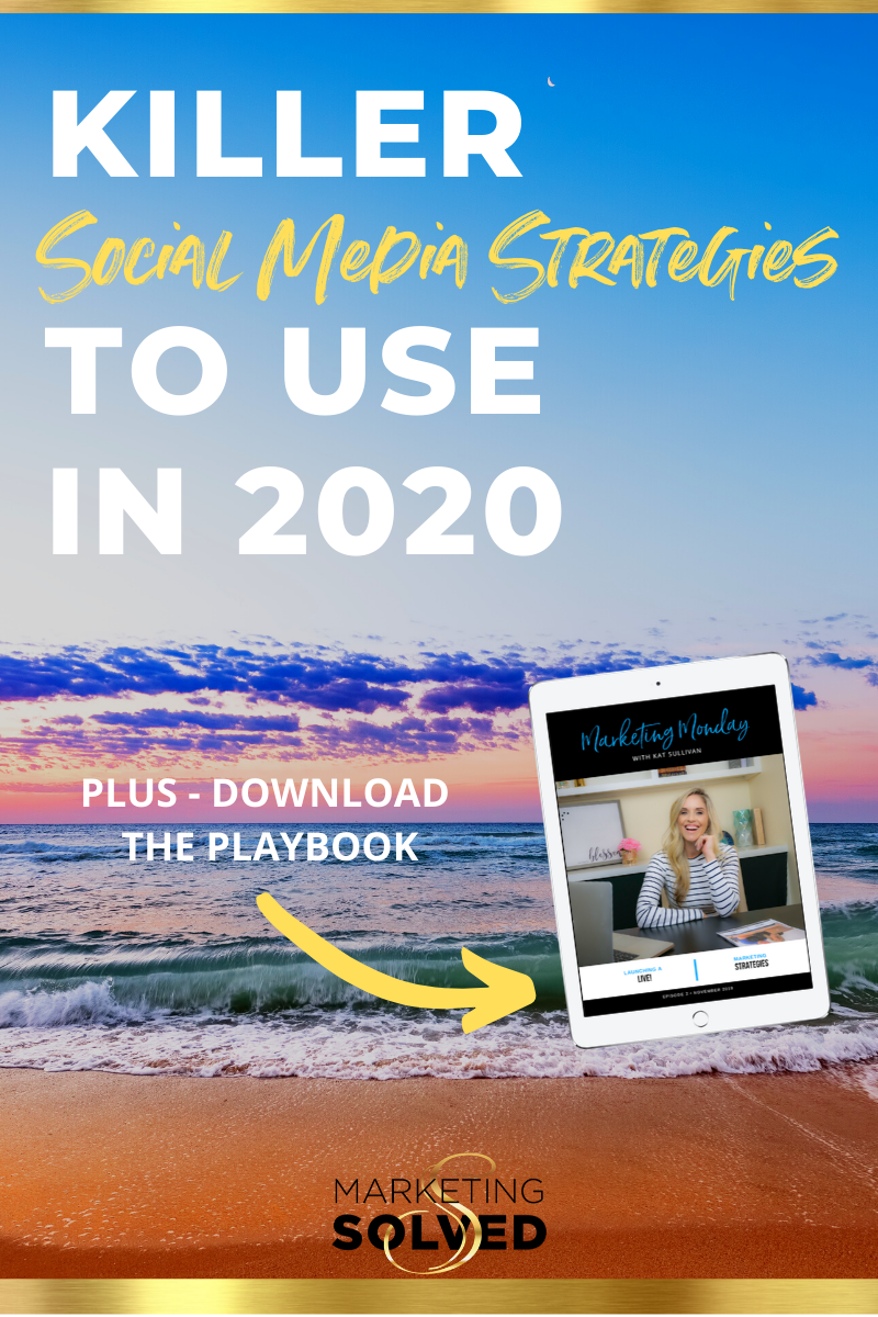 Social Media Strategies for 2020 // Social Media Trends in 2020 // Social Media Marketing Strategy in 2020