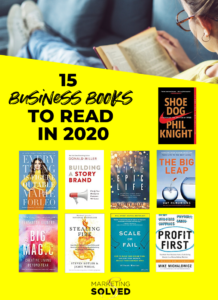 15 Business Books to Read in 2020